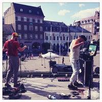 Photo taken at Stadshallen by Olof W. on 8/15/2012