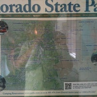 Photo taken at COLORADO WELCOME CENTER AT TRINIDAD by Angel R. on 8/11/2012
