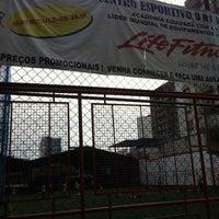 Photo taken at Centro Esportivo Uni Rio by Samuel O. on 3/11/2012