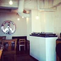 Photo taken at A to Z Cafe by rettuce on 5/6/2012