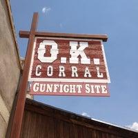 Foto diambil di O.K. Corral oleh Daniel W. pada 7/2/2012