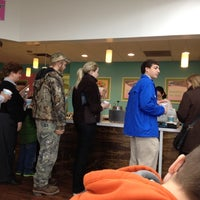 Photo taken at SweetFrog by Lea M. on 2/10/2012