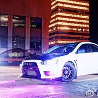 Photo taken at Hantan Auto by Vicki Z. on 6/22/2012