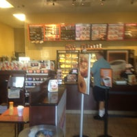 Photo taken at Dunkin' Donuts by 'Bud H. on 4/27/2012