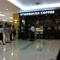 Photo taken at Starbucks by Punyawee T. on 2/3/2012