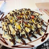 Foto tomada en Waffle Box por Coskun U. el 7/4/2012