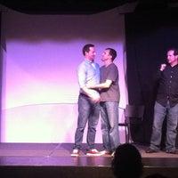 Photo taken at SAK Comedy Lab by Sean P. on 6/21/2012