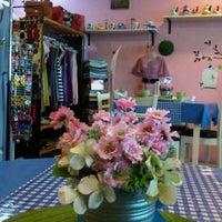 Photo taken at Luvsierra Cafe, Bangsar South City by EL M. on 4/3/2012
