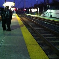 Photo taken at Westport Light Rail Station by Abby Rose on 2/24/2012