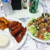 Photo taken at The Wings Spot by Denise S. on 8/2/2012