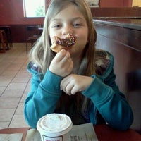 Photo taken at Dunkin' Donuts by Allison A. on 2/24/2012