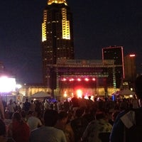 Photo taken at 80/35 Music Festival by Paul B. on 7/8/2012