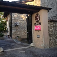 Photo taken at Osteria Albachiara by Philip Marlowe on 7/23/2012