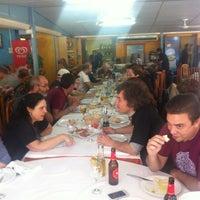 Photo taken at Restaurante la Ola by miguegilmarti on 3/25/2012