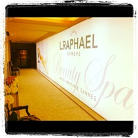 Photo taken at L.RAPHAEL Beauty Spa by Hotel M. on 5/3/2012