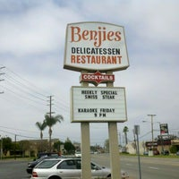 Photo taken at Benjie's Deli by Greg K. on 4/22/2012