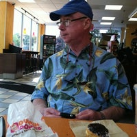 Photo taken at Dunkin Donuts by Craig P. on 7/28/2012