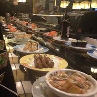 Photo taken at Sushi Hiroba by Alina K. on 9/2/2012