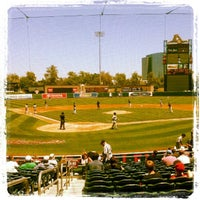 Photo taken at Raley Field by Jason P. on 5/30/2012