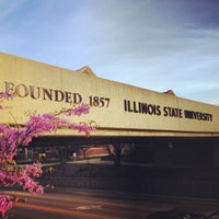 Foto diambil di Illinois State University oleh Patrick D. pada 4/11/2012