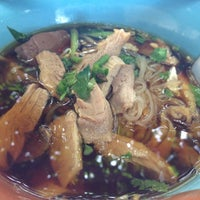 Photo taken at Uncle Som Ducking Noodle by Joyfully on 8/6/2012
