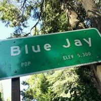 Photo taken at Blue Jay by Michelle V. on 7/17/2012