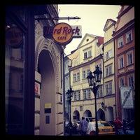 5/28/2012にRogi 0.がHard Rock Cafe Pragueで撮った写真