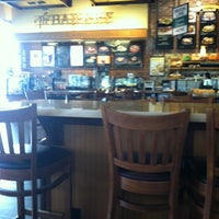 Photo taken at Paradise Bakery & Café by Clarence C. on 6/11/2012