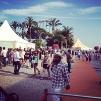 Photo taken at Cannes Lions 2012 by Takehiko K. on 6/23/2012