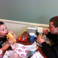 Photo taken at Jersey Mike's Subs by Chuck A. on 5/12/2012