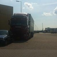 Photo taken at Standplaats Fondek Transport (FDT) by Remco O. on 8/9/2012
