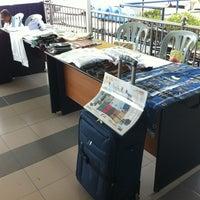 Photo taken at Masjid Alang Iskandar KDSK by ilyLara on 5/13/2012