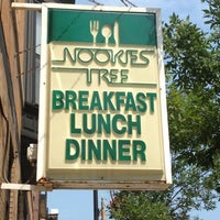 Photo taken at Nookies Tree Restaurant by Vince D. on 8/4/2012