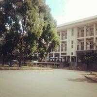 Photo taken at Universitas Gadjah Mada (UGM) by Hendra P. on 8/25/2012