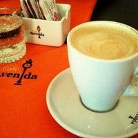 Photo taken at Café Avenida by Matías B. on 9/8/2012