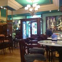Photo taken at Café de Pombo by alfonso g. on 7/1/2012