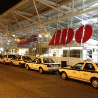 Photo taken at Terminal de Autobuses ADO by Patty G. on 2/17/2012
