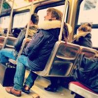Photo taken at TTC Streetcar #504 King St by Chris M. on 2/27/2012