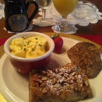 Photo taken at The Cotton Palace Bed & Breakfast by Peggy H. on 6/13/2012