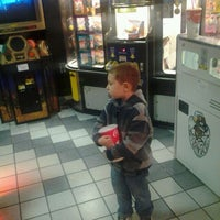 Photo taken at Cinemark Movies 8 by Jesse S. on 3/2/2012