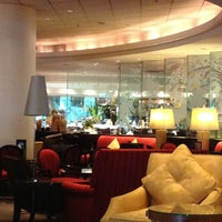 Photo taken at The Athenee Hotel, a Luxury Collection Hotel, Bangkok by Chayatouch on 7/20/2012
