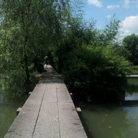 Photo taken at Xixi National Wetland Park by Hebing Z. on 7/22/2012