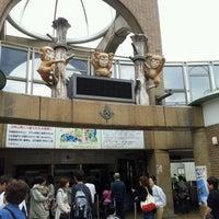 Photo taken at Tennoji Zoo by tolkine9999 on 5/4/2012