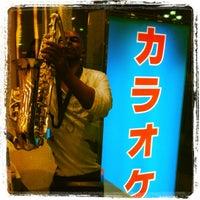 4/12/2012にYoji I.がカラオケ館 六本木店で撮った写真