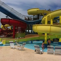 Photo taken at Adventure Landing Jacksonville Beach by Gregory C. on 5/20/2012