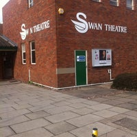 Photo taken at Swan Theatre by Catherine M. on 3/2/2012