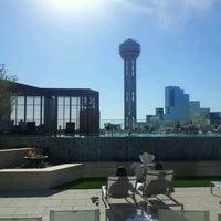 Photo taken at Omni Dallas Hotel by R. Y. on 3/31/2012