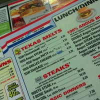 Photo taken at Waffle House by David B. on 6/25/2012
