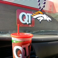 Photo taken at QuikTrip by Trent S. on 8/27/2012