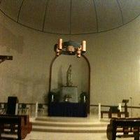 Photo taken at Iglesia de Nuestra Señora de Fátima by Bunny J. on 3/2/2012
